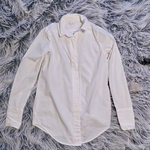Silence + Noise Button Up